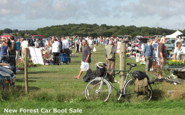 new-forest-car-boot-sale-lymington