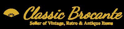Classic Brocante Logo